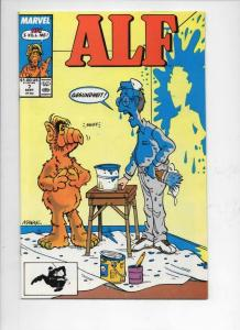 ALF #7, VF/NM,  Marvel, 1988  more in store