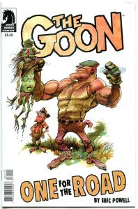 GOON - ONE for the ROAD #1, VF, Eric Powell, 2014, more Goon in store