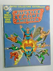 Justice League of America #C46 Treasury bagged boarded 6.0 FN (1976)