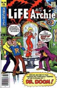 Life with Archie (1958 series) #190, VF+ (Stock photo)
