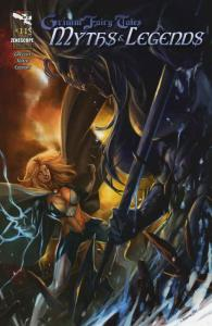 Grimm Fairy Tales Myths & Legends #11A FN; Zenescope | save on shipping - detail