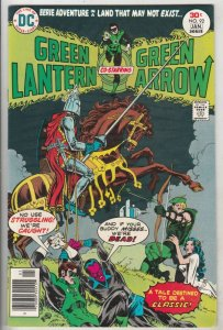 Green Lantern #92 (Dec-76) NM Super-High-Grade Green Lantern