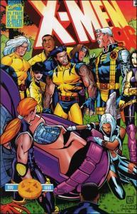 Marvel X-MEN (1991 Series) Annual #1996 VF/NM