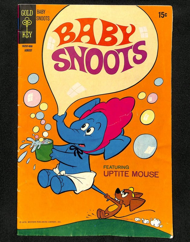 Baby Snoots #1 (1970)