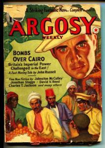 Argosy-Pulp-6/1943-Stookie Allen-David V. Reed-John Russell