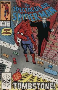 Marvel THE SPECTACULAR SPIDER-MAN (1976 Series) #142 VF
