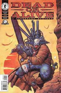Dead or Alive—A Cyberpunk Western #1 VF/NM; Dark Horse   save on shipping - deta