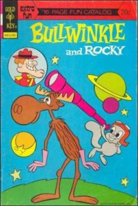 Bullwinkle (Nov 1962 series) #10, Fine (Stock photo)