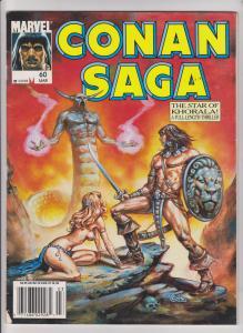 Conan Saga #60