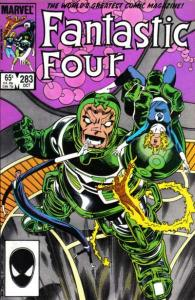 Fantastic Four (1961 series) #283, NM- (Stock photo)