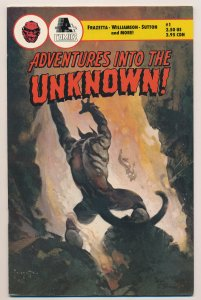 Adventures into the Unknown (1990 A-Plus) #1 VF