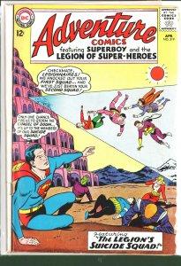 Adventure Comics #319 (1964)