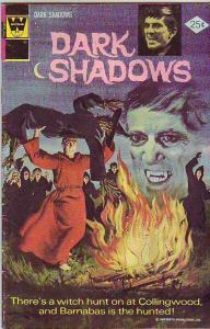 Dark Shadows #30 (Jan-74) FN+ Mid-Grade Barnabus Collins