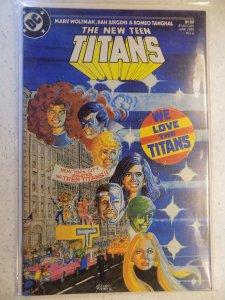 NEW TEEN TITANS # 6