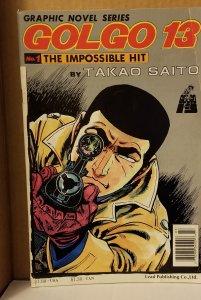 Golgo 13 #1 (1989)