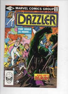 DAZZLER #6, NM-, Hulk, , 1981, more Marvel in store
