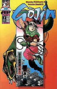 Gojin #2 VF/NM; Antarctic | save on shipping - details inside