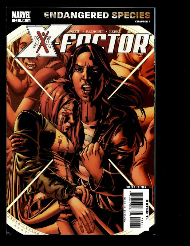 Lot Of 12 X-Factor Marvel Comics 17 18 19 20 21 22 23 24 25 26 27 28 X-Men EK10