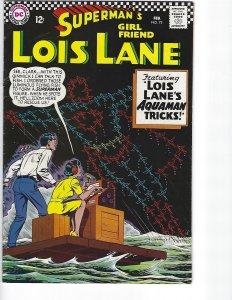 Superman's Girlfriend Lois Lane 72