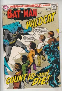 Brave and the Bold, The #88 (Mar-70) VF+ High-Grade Batman