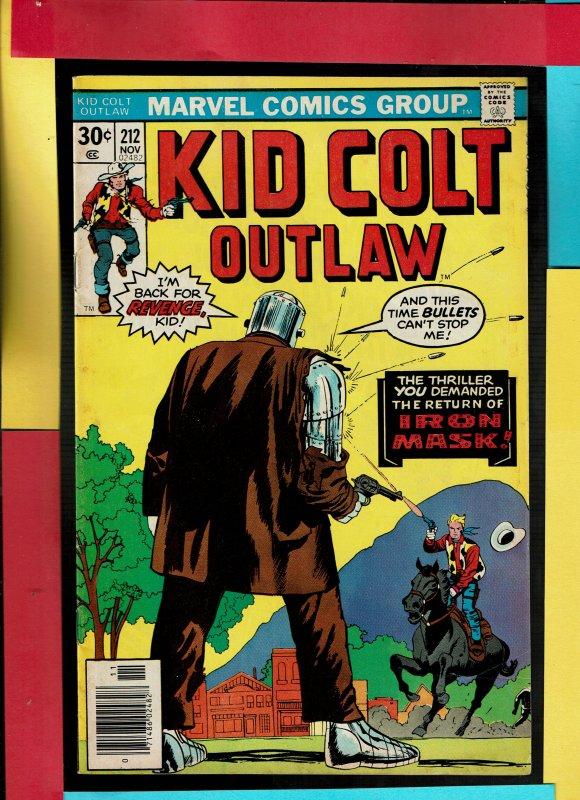 KID COLT 212