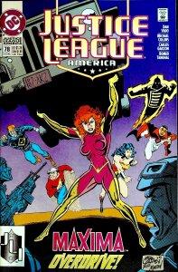 Justice League America #78 (1993)