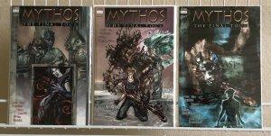 Mythos The Final Tour #1-3 Complete Run/Series DC Vertigo John Ney Rieber