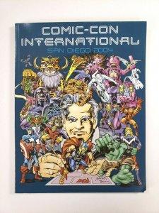 Comic-Con International San Diego Program 2004 SDCC