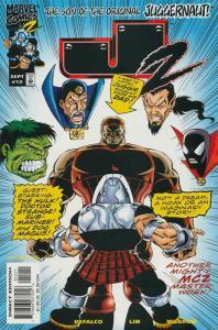 J2 #12 VF/NM; Marvel   save on shipping - details inside