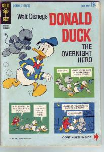 Donald Duck #91 (Nov-63) FN Mid-Grade Donald Duck