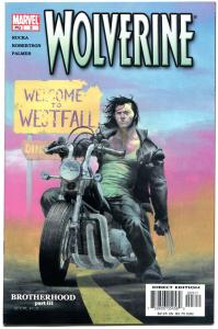 WOLVERINE #3, NM+, X-men, Darick Robertson, Rucka, 2003, more in store
