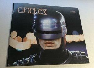 Cinefex 32 November Nm Near Mint 1987