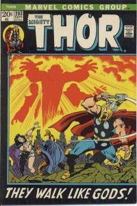Thor (1966 series) #203, Fine (Stock photo)