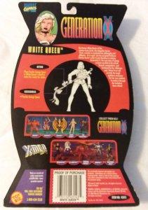 Toy Biz 1996 X-Men: Generation X: White Queen action figure