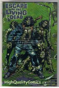 ESCAPE of the LIVING DEAD #1, LIMITED, NM, Zombies, 2005, more Horror in store