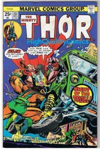 THOR #237, FN, God of Thunder, Buscema, Troll Ulik, 1966, more in store