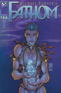 Fathom (Michael Turner's...) #7 VF/NM; Image | save on shipping - details inside