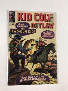 Kid Colt Lutlaw 125 4.5 Vg+ Very Good+ Silver Age Western