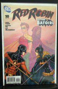 Red Robin #10 (2010)