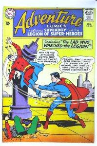 Adventure Comics (1938 series) #328, Fine (Actual scan)