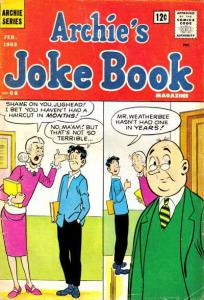 Archie's Joke Book Magazine #68, VF- (Stock photo)