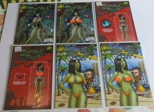Zombie Tramp #21 Variant Cover A B C D E F Set NM+ Action Lab Comics Dan Mendoza