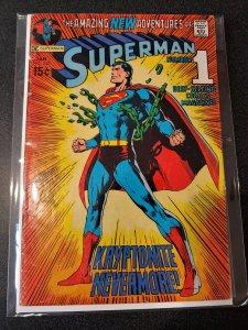 SUPERMAN #233 NEAL ADAMS COVER