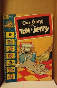Our Gang With Tom & Jerry #59 (1949)