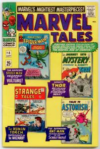 Marvel Tales #4 FN/VF 7.0 reprints Amazing Spider-Man #7 - 2nd Vulture