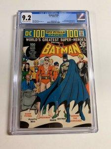 Batman 238 Cgc 9.2 Ow/w Pages Dc Comics Bronze Age