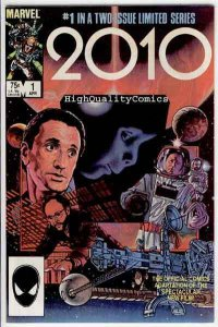 2010 #1, NM+, Movie, 1985, DeMatteis, Sci-Fi, Hal, more in our store