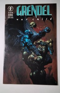 Grendel: War Child #2 (1992) Dark Horse Comic Book J756