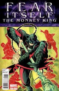 Fear Itself The Monkey King #1, NM (Stock photo)