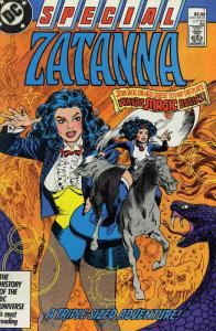 Zatanna Special #1 VF/NM; DC | save on shipping - details inside